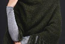 Capes & Ponchos / Flauschig und warm, eine klasse Alternative zur Winterjacke.