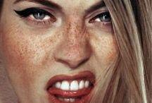 Make up, hair, nails.. / by Victoria Segura