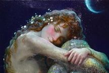Enchanted / From The Blue Sky Above To The Deep Oceans And The Sea Lies A Magical World Full Of Mystery.............