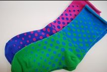 silly socks for fun and comfort at sandylew!