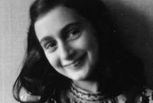 Anne Frank / The girl who lived on......