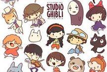 Studio Ghibli / :P