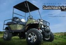 Hunting Buggies / HuntVe Off road all terrain utility vehicles