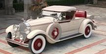CLASSIC and ANTIQUE CARS and Motor Cycles / Automobiles of Distinction - refurbished cars