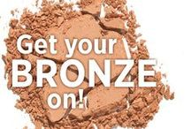 Bronzing, Contouring & Highlighting / Tips & techniques on how to highlight, contour or bronze your skin