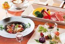 グランリゾートの料理 / ユネスコ無形文化遺産にも登録された「和食」を中心とした自慢の料理を是非ご覧ください!