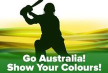 Cricket World Cup / Get on the Aussie bus! Cable your next job in green and yellow, our Cat 5e and Cat 6 cable pull boxes are now 15% Off, plus free shipping!