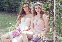 Bridesmaid Dresses / Find the stunning dress for your bridesmaids, be the caring bride.