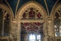 Abandoned and Amazing / Abandoned, but beautyful places | Elhanyagolt, de még mindig gyönyörű helyek a világban