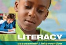 Literacy Assessment / Assessment tools and devices for use in the classroom.