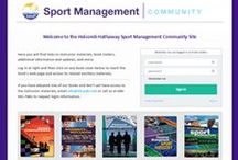 Sport Management / Helpful resources for use in university classes or for use in the sport management field.