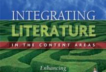 Literacy in the Disciplines / Helps future and practicing teachers integrate literature into their middle school or high school classrooms, while also addressing content area standards and improving the literacy skills of their students.