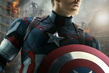 "Chris Evans / ""Captain America?""                                          "" Rodger that """