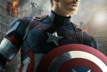"Chris Evans / ""Captain America?""                                          "" Rodger that """