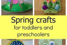 Crafts - Spring
