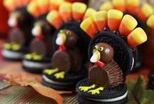 Fall/ Thanksgiving Treats / by Jeremiah Jones