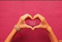 yoga / by Patty Welch