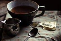 Beverage: tea and coffee