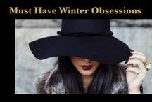 "Winter Obsessions '13 / new King & Fox "" Winter Obsessions "" now up at www.facebook.com/kingandfox / by King & Fox Styling"