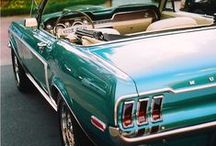 1968 Mustang Coupe / by Megan Spilman