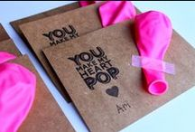 Valentines Day Recipes and Crafts / Valentines Day doesn't just have to be for couples - I love making the day extra special for my kids with these fun ideas!