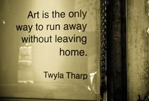 A wise man once said...  / #artists #influential people