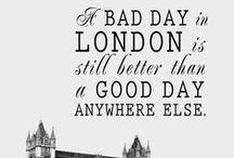 {Take Me to London} / by Megan Spilman