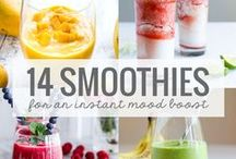 Smoothies & cocktails / Smoothies, cocktails, mocktails, drinks, recipes