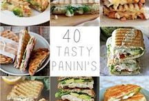 Paninis / A board dedicated to paninis!
