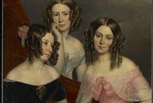 Costumes de 1840 (européens)