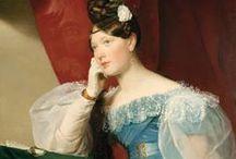 Costumes de 1830 (européens)