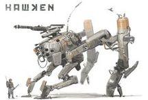 メカ / ロボット系メカニックのピンした画像たち