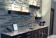 Accent Wall Ideas / Accent walls are an awesome way to give your home character, uniqueness and style.