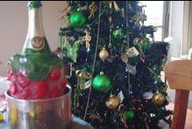 Bernice's christmas's /  my Christmas décor/food etc