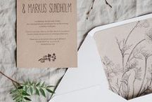 free printables / Free printables for a weeding or just for your own projects! :)