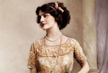 Costume de 1910 (européens)