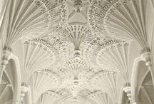 Cieux remarquables / Décors de plafonds étonnants, exubérants, inattendus