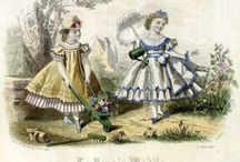 Costumes enfant du XIXe