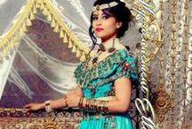 Costumes modernes de l'Oranais (Western Algeria)