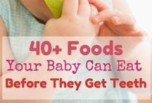 Weaning Ideas / weaning, baby weaning, toddler weaning, weaning recipes, baby food, toddler meals