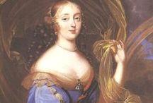 Costumes de 1650-1670 (européens)