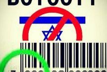 Boycott divest and sanction