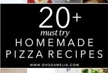 Pizza / pizza, pizza night, pizza recipes, homemade pizza