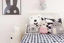 Kids Rooms / Kids room, toddler room, boy room, girl room, monochrome kids room,