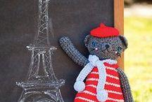 Вязалки (crochet and knitting)