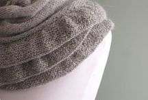 Knitted Shawl to do-list / Lovely knitted shawls.