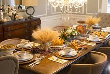 Thanksgiving Recipes & Decor / Recipe ideas to spice up any Thanksgiving meal.