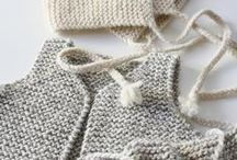 Knits for kids / Knitted items and ides for kids.