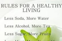 * Health & Food Secrets * / Tips and secrets to eat well and live a healthy life.