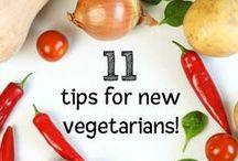 * Vegetarian & Vegan Tips * / Vegetarian & Vegan tips to help you in your everyday life. Get great Vegetarian & Vegan Recipes here: yummytastykitchen.com/category/vegetarian-recipes